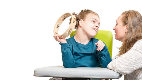 Han observado avances en niños con habilidades especiales, autismo, entre otros.