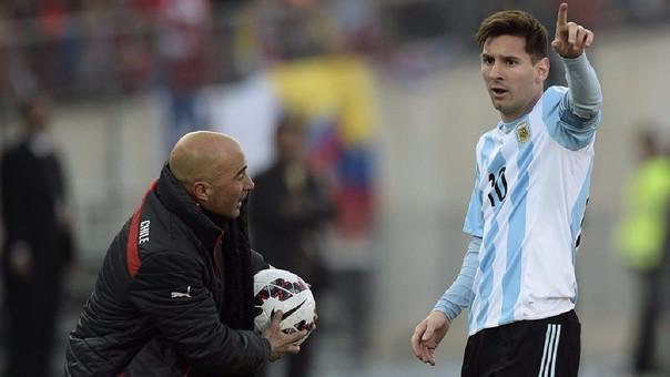 Uruguay vs. Argentina | Jorge Sampaoli dirigirá a Lionel Messi por primera vez en las Eliminatorias Rusia 2018.
