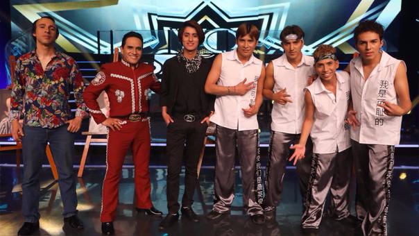 Los imitadores de Pedro Fernández, Skándalo, Silvio Rodríguez y Federico Moura fueron los finalistas de esta gala final.