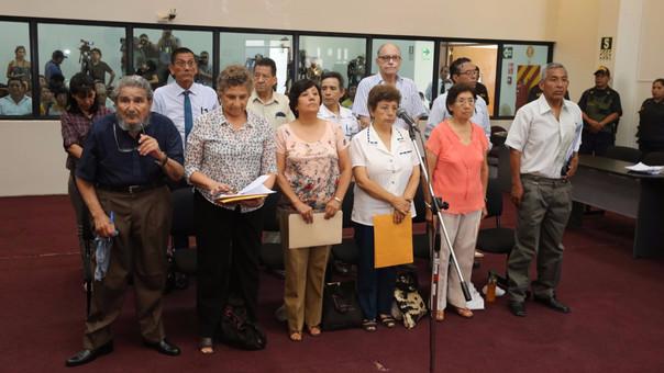 Una de las exigencias de colectivos prosenderistas es la liberación de todos los presos por terrorismo. Esto incluye al máximo líder Abimael Guzmán.
