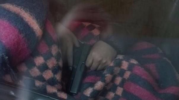 asesinato en Tinta Canas cusco