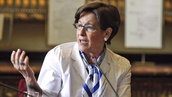 Susana Villarán fue alcaldesa de Lima entre 2011 y 2014.