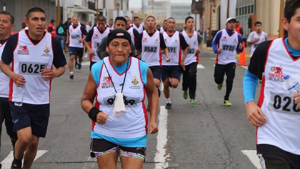 Maratón 5K