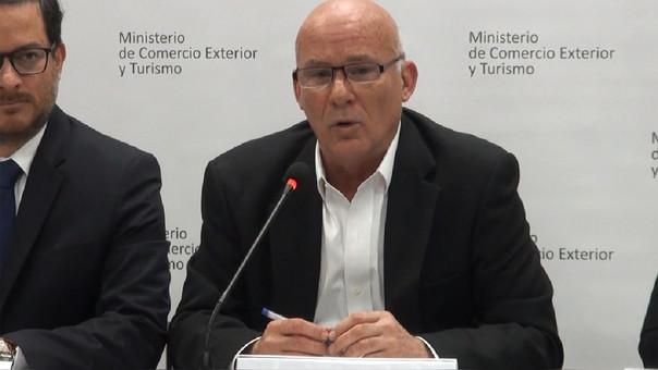 Eduardo Ferreyros, ministro de Comercio Exterior y Turismo, dice que Promperú si tiene experiencia en promoción de inversiones extranjeras.
