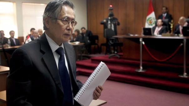 Expresidente peruano Alberto Fujimori internado en clínica por problemas cardíacos