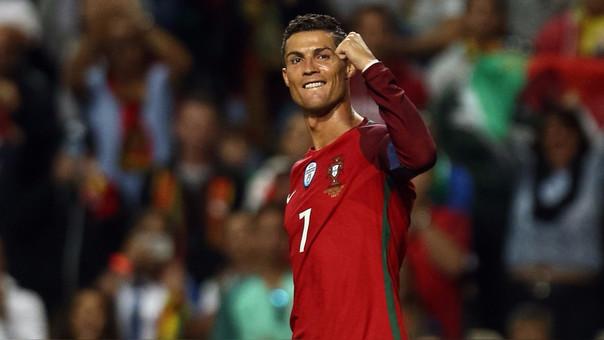 Portugal sueña con el Mundial: así disfruta Cristiano Ronaldo de los entrenamientos