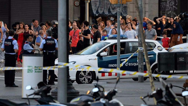 Confusión en Barcelona por supuesta alerta previa a los atentados