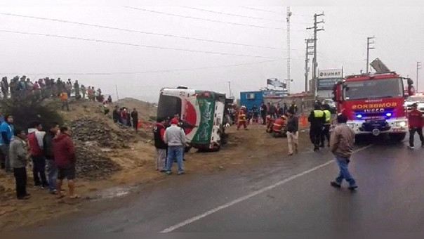 Accidente San Miguel