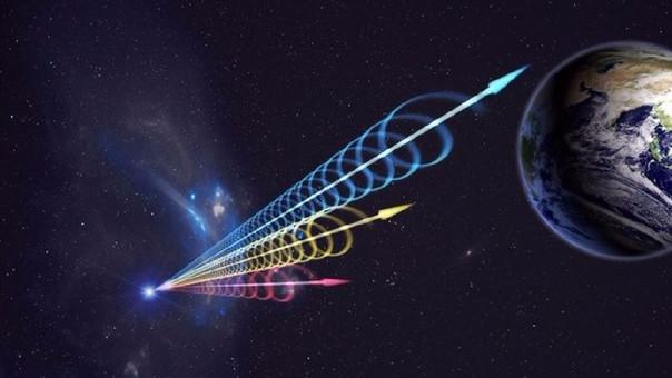 Las llamadas señales de radio cósmicas son uno de los grandes misterios de la ciencia contemporánea.