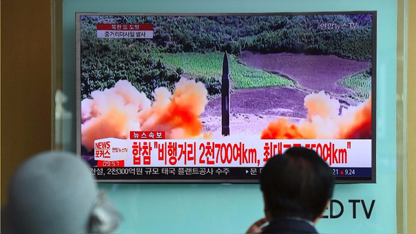 Los ensayos norcoreanos siguen generando tensión en la región asiática.
