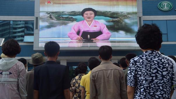 Corea del Norte anunció a lo grande su nueva prueba nuclear.
