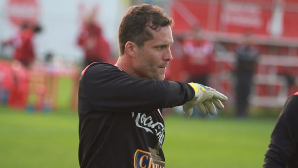 Leao Butrón se enteró en un cine que fue convocado a la Selección Peruana.