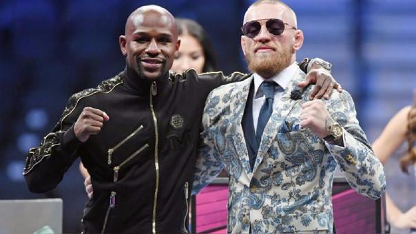 Floyd Mayweather recibió más de 100 millones de euros por derrotar a Conor McGregor.