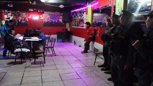 Una de las causas son la proliferación de locales nocturnos sin ningún control de las autoridades.