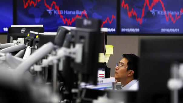 Bolsas mundiales caen tras prueba nuclear de Corea del Sur.