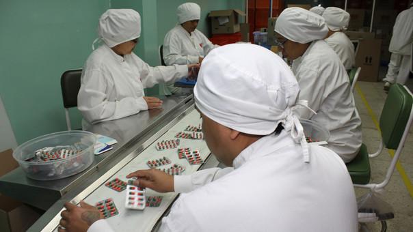 Sudamérica concentra el 64% de las exportaciones de productos farmacéuticos peruanos, informó Adex.