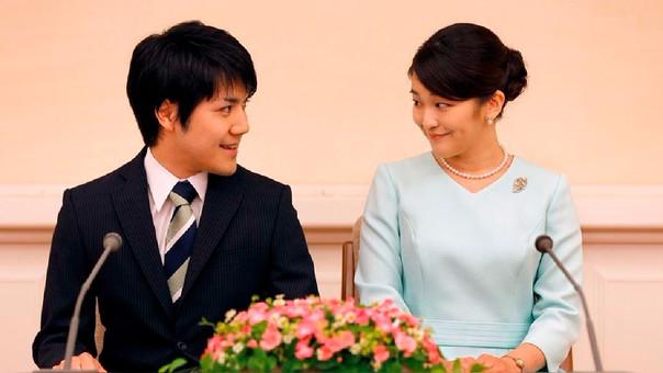Se ha planificado que la boda se realice en el invierno japones del 2018.