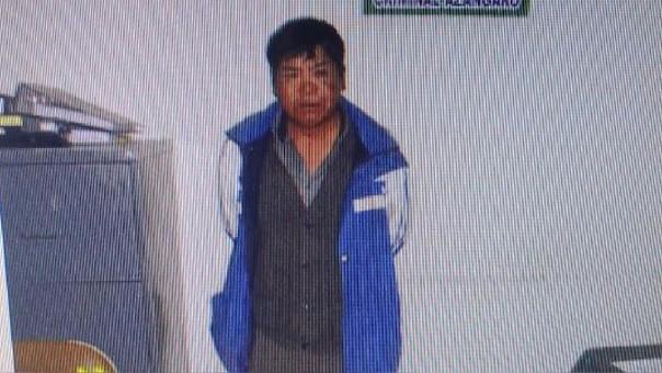Sebastián Mamani Álvarez (47) abusado sexualmente de mujer de 87 años.