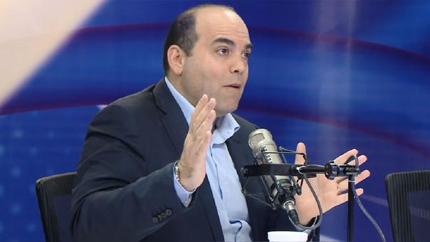 Premier Fernando Zavala señaló que mañana se aprobará el Plan de Reconstrucción en el Consejo de Ministros.