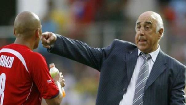 Nelson Acosta se retiró del fútbol tras ser diagnosticado con Alzheimer
