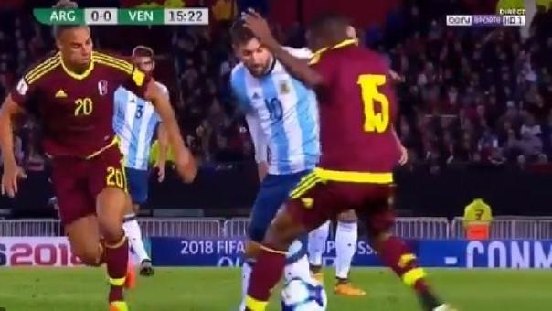 Lionel Messi tiene 4 goles en las Eliminatorias Rusia 2018.