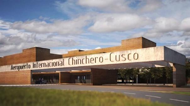 Este lunes se iniciaran las conversaciones entre el Ejecutivo y Andino Investment Holding para destrabar el aeropuerto de Chinchero, informó el MTC.