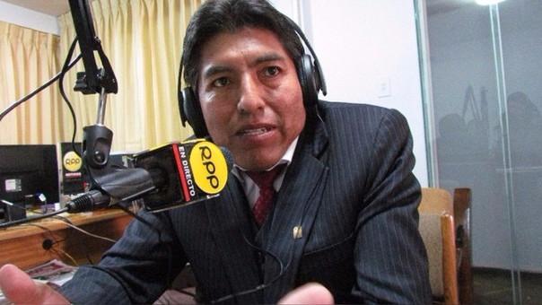 Burgomaestre cumple nueve mese de prisión preventiva en penal de Puno.
