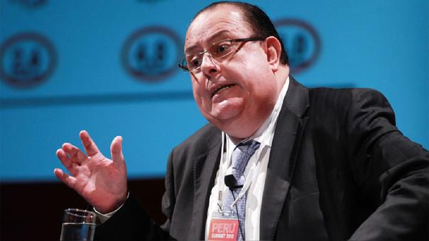 El presidente del BCR, Julio Velarde, criticó el retroceso de la productividad del país y dijo que