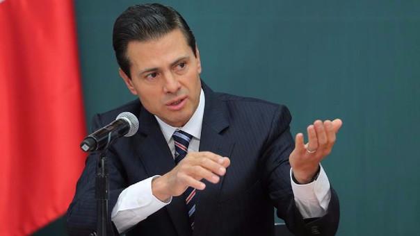 El presidente mexicano se dirigió a su país para informar sobre el terremoto y anunciar medidas ante este.