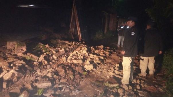 Sienten sismo en Guatemala, El Salvador y Honduras