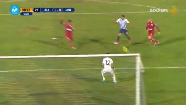 Lionard Pajoy tiene 6 goles en esta temporada con Alianza Lima.