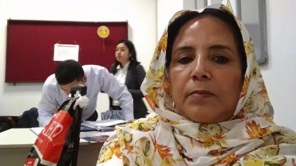 Embajadora de Saharaui fue retenida en el aeropuerto Jorge Chávez — PERÚ