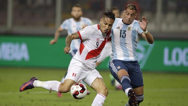 Argentina va a 'coimear' al árbitro