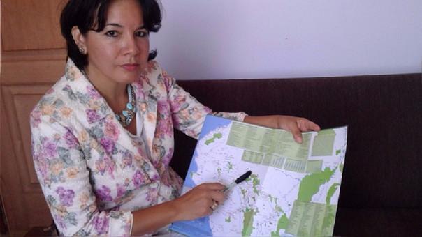 Armandina Cayotopa Martínez