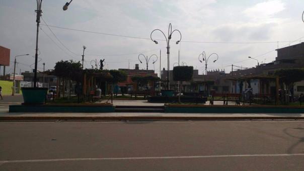 parque de Pomalca