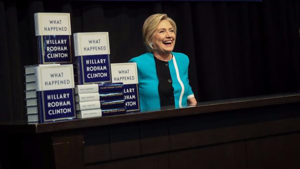Lanzamiento de su libro.