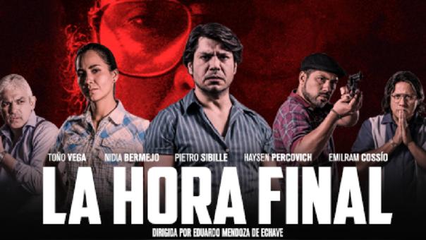 'La Hora Final', dirigida por Eduardo Mendoza de Echave, se estrena el 14 de setiembre y cuenta cómo se dio la llamada 'Captura del Siglo'.