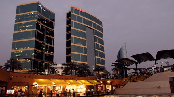 La cadena Marriott en el Perú tiene un hotel en Lima y en Cusco.