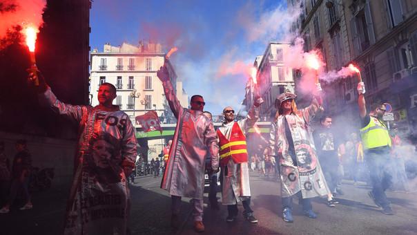 FRANCE-POLITICS-LABOUR-DEMO
