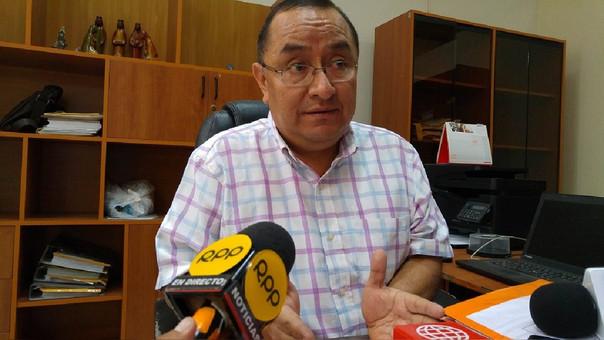 Jaime Saavedra de Infraestructura