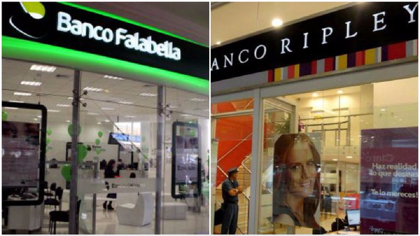 El Banco Ripley está en plazo de apelación y el Banco Falabella decidió no presentar una.