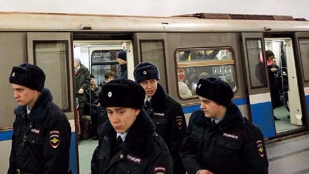 La policía rusa no encuentra a los autores de estas llamadas anónimas.