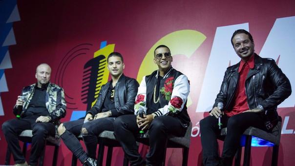 En noviembre del 2016, la IX Convención Monitor Latino 2016 juntó a Daddy Yankee, J Balvin y Maluma quienes hablaron frente a estudiantes sobre la historia de su género a través de los años en el World Trade Center de la Ciudad de México.