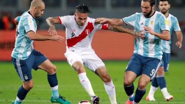 Perú y Argentina