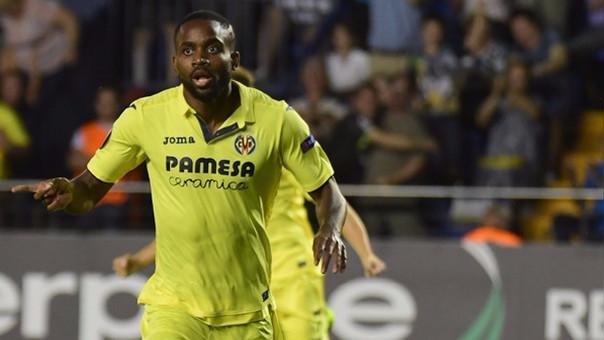 Cédric Bakambu jugó antes en el Sochaux (2010-2014) y Bursaspor (2014-2015).