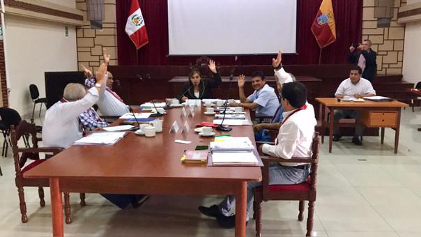 Consejo Regional Lambayeque