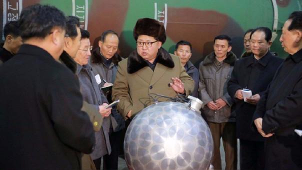 Desde que llegó al poder Kim Jong-un, los ensayos nucleares de Corea del Sur se han multiplicado.