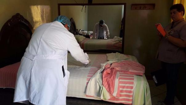 inspección de moteles