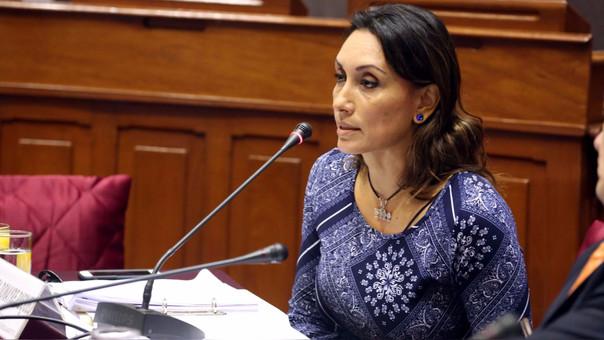 Patricia Donayre es congresista por la región Loreto y fue elegida recién en 2016.