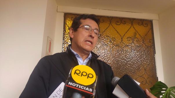 Carlos Moscoso Perea Alcalde de Cusco